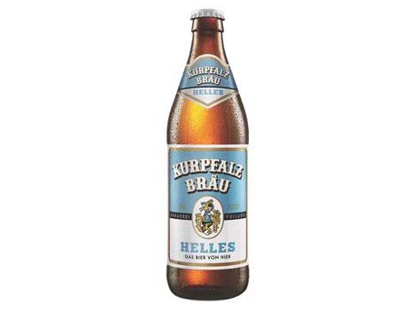 库普法兹啤酒,德国原瓶进口,口感纯正