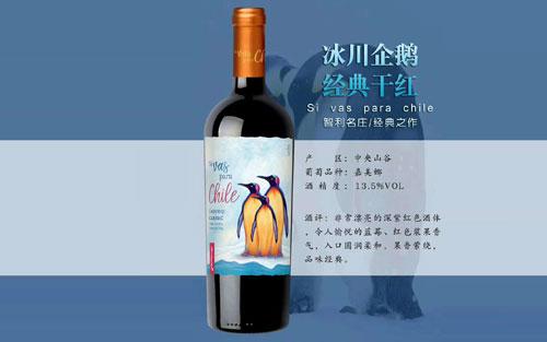 【�l�F美酒】智利冰川企�Z�典干�t,智利名�f�典之作!