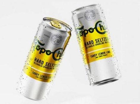 可口可乐推含酒精苏打水