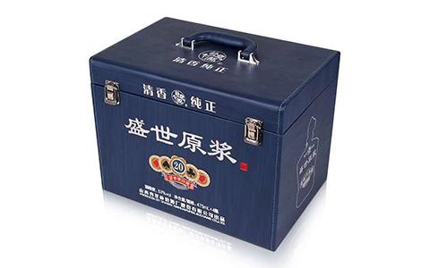 【发现美酒】盛世原浆创意扑克