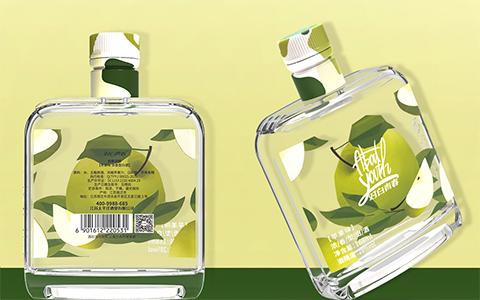【发现美酒】对白青春新浓香·苹果味