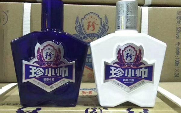 【发现美酒】珍酒珍小帅小瓶装坤沙酒