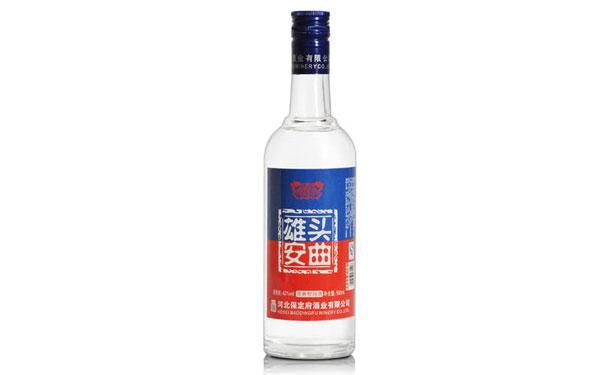 雄安头曲 品质酒喝出幸福感!