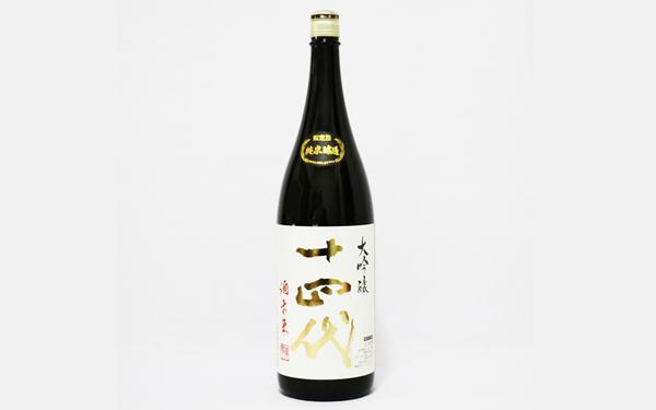 【发现美酒】日本清酒 三得利十四代酒未来纯米大吟酿1.8L
