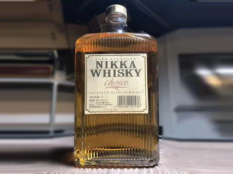 日本余市威士忌 大师之选 80年代水晶瓶1200ml
