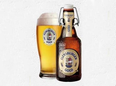 弗林博格金啤酒 夏季烧烤必备啤酒!