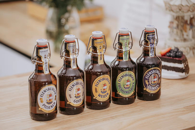 德国啤酒 弗林博格小麦白啤