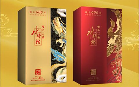 【发现美酒】水井坊·井台珍藏版(龙、凤)