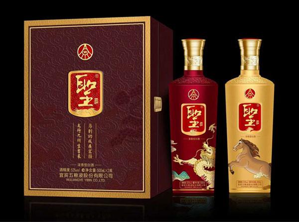 圣酒龙马精神,五粮液股份有限公司爆款新品即将上市!