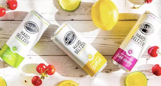 百威集团旗下预调酒品牌进入中国市场