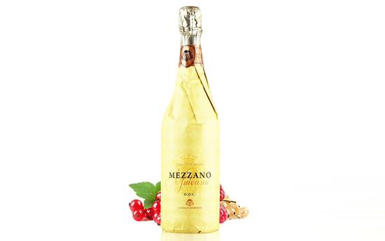 【发现美酒】美莎甜白起泡葡萄酒
