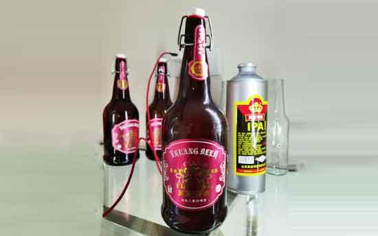 【发现美酒】英皇啤酒德式小麦白啤酒 摇摆盖开启趣味人生
