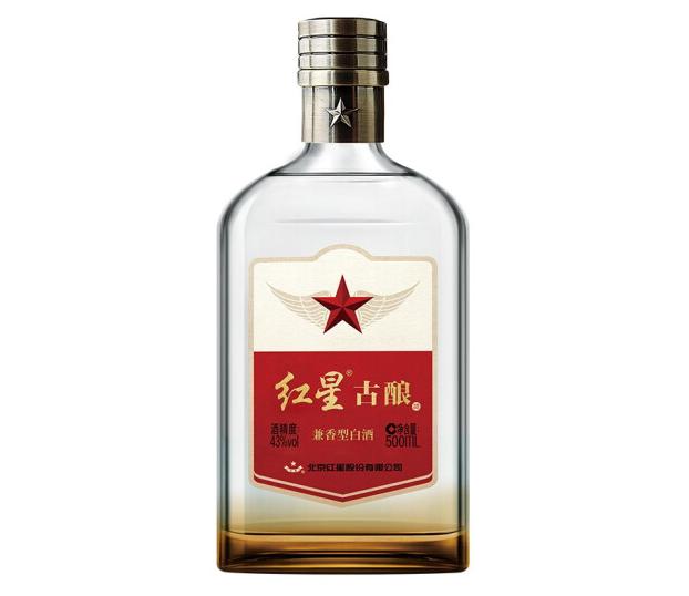 【发现美酒】红星二锅头 古酿