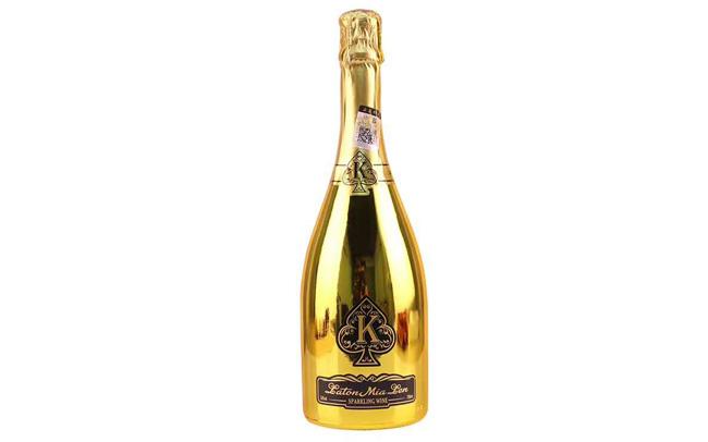 【发现美酒】拉图美雅伦梅花K草莓味起泡酒 来自山东的美酒佳酿!
