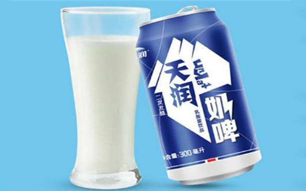 【发现美酒】天润奶啤