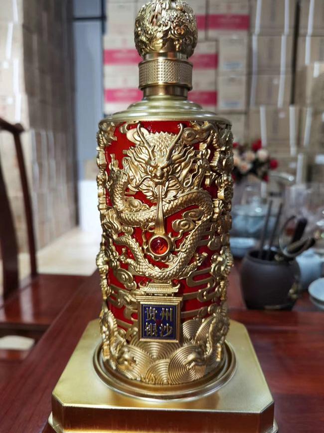 贵州银沙酒