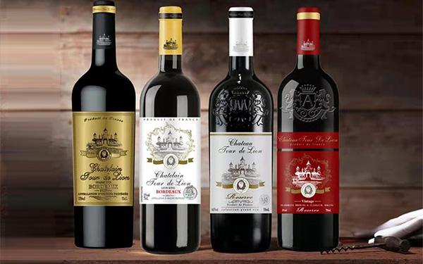 【发现美酒】法国狮图堡庄园葡萄酒 超柔顺、不干涩