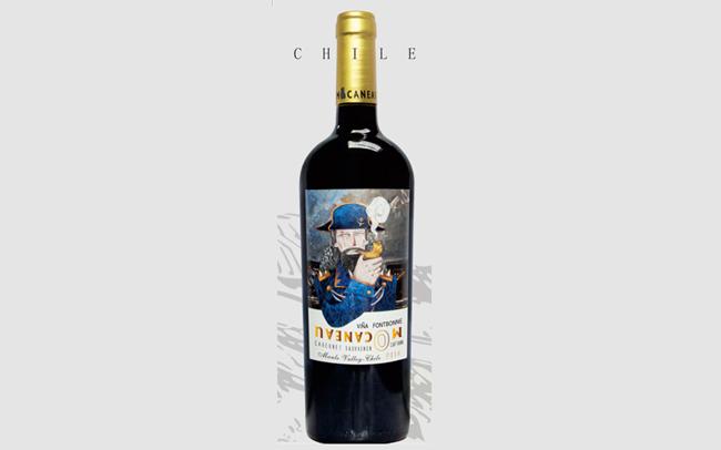 【发现美酒】枫博船长红葡萄酒 智利枫博酒庄直采