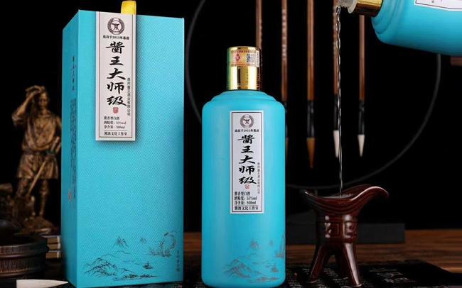 【发现美酒】酱王大师级酒 中高端商务酒推荐
