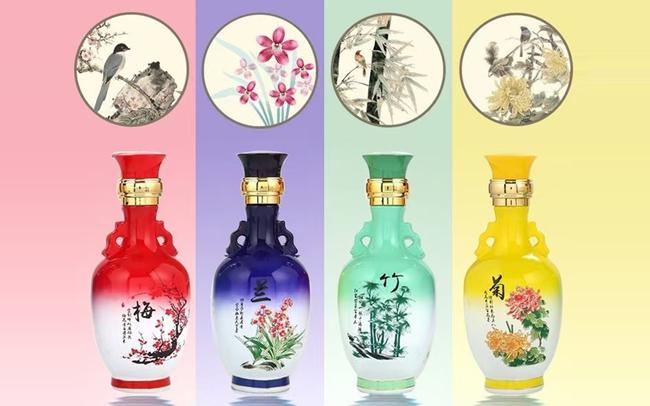 【发现美酒】汾杏原浆酒梅兰竹菊