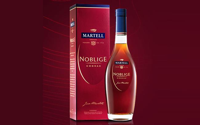 【发现美酒】法国进口Martell马爹利名士干邑白兰地 时尚潮人之选