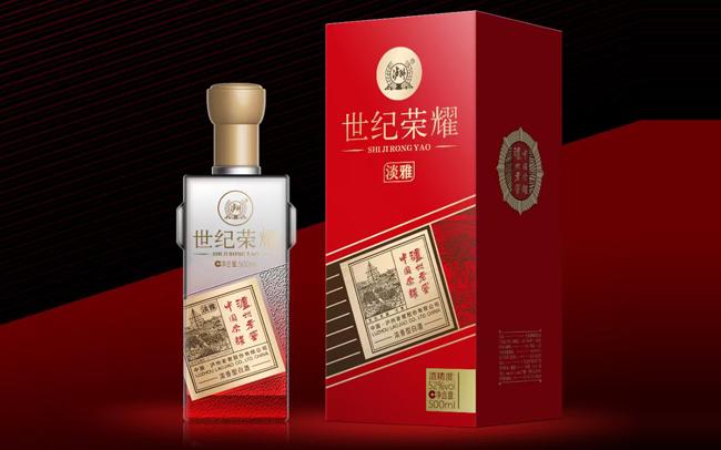 【发现美酒】世纪荣耀酒·淡雅,大众消费酒水