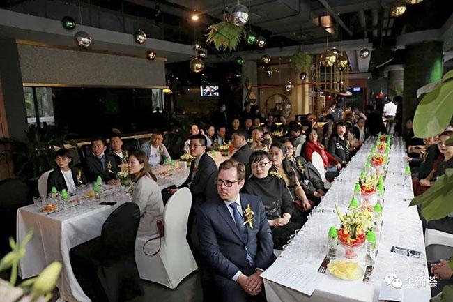 2021年4月5日,澳大利亚南澳州烈酒及饮料品鉴会在成都举行。