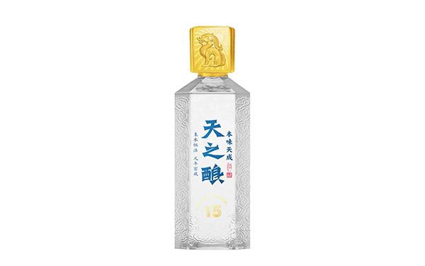 【发现美酒】天之酿酒15,本味天成,古法清香型白酒