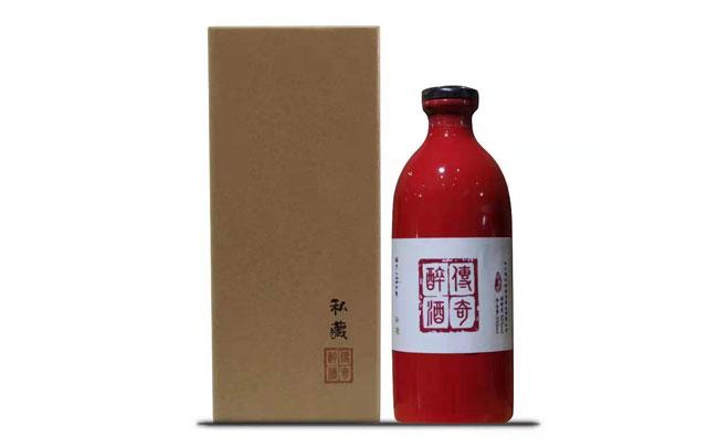 【发现美酒】醉酒传奇私藏酒,经典浓香,酒中上品!