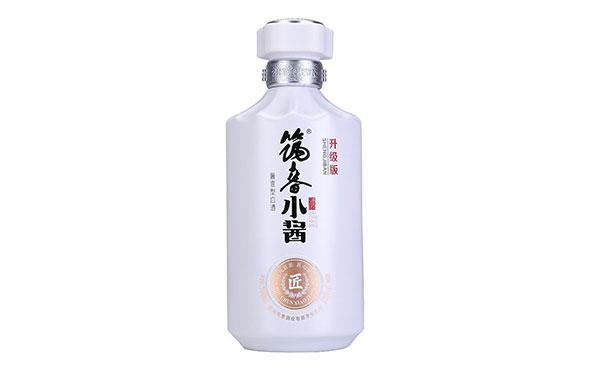 【发现美酒】筑春小酱酒,造型时尚、小酌佳品~