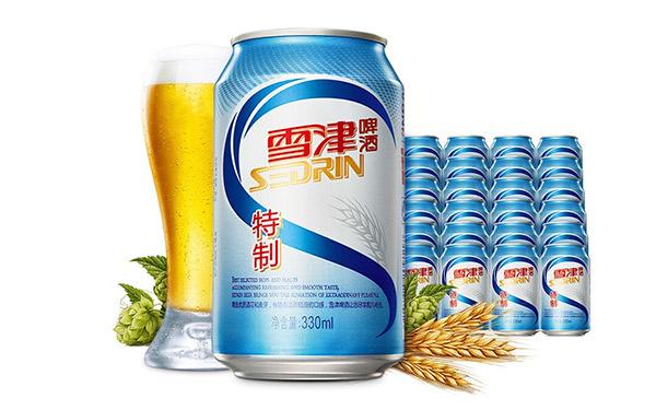 【发现美酒】雪津特制罐8度冰啤酒