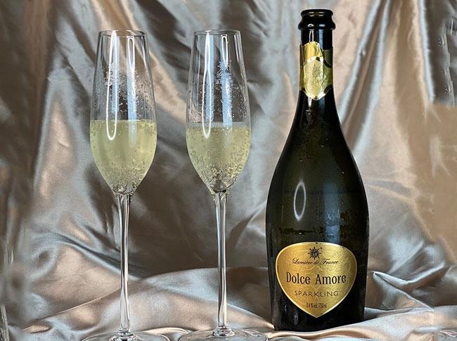 法国之光葡萄酒新品,法国之光·爱之恋无醇起泡酒火热上市!