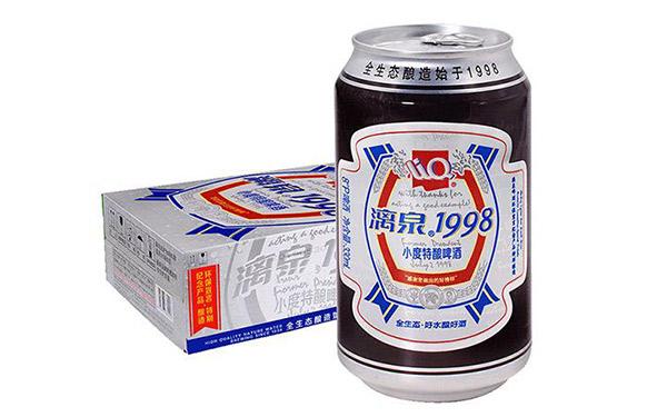 【发现美酒】漓泉1998-小度特酿啤酒