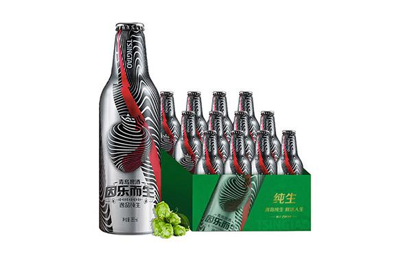 【�l�F美酒】青�u啤酒逸品�生
