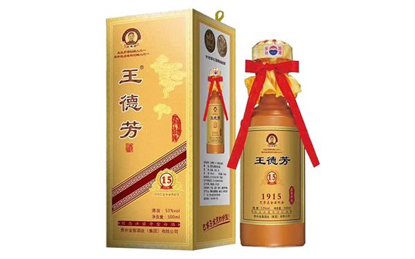 【发现美酒】百年王德芳酒,王茅创始人王德芳酒