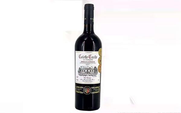 【发现美酒】柯蕾特城堡·干红葡萄酒