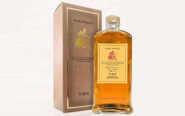 【发现美酒】日威 藏威士忌,日本进口洋酒