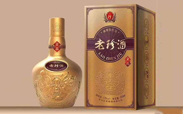 【发现美酒】老珍酒・金品,好喝不贵品质高!