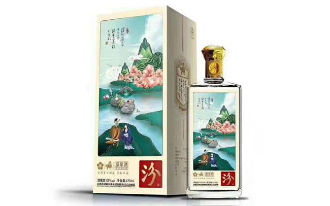 【發現美酒】汾酒集團原漿酒,清雅純正,綿甜爽凈