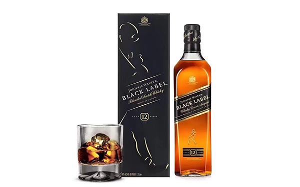 【發現美酒】尊尼獲加黑牌12年調配型蘇格蘭威士忌