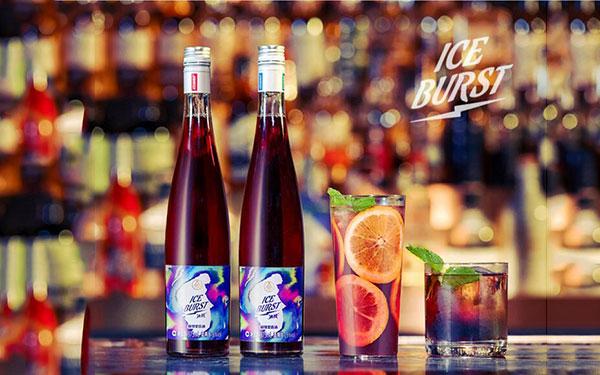 【发现美酒】仙林果酒 冰爆,五粮液股份出品植物类果酒