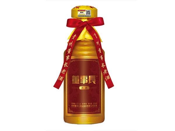 董事�L老酒