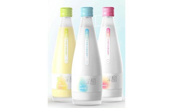 【�l�F美酒】�x比�d半醒原味酸奶酒,可口可��~