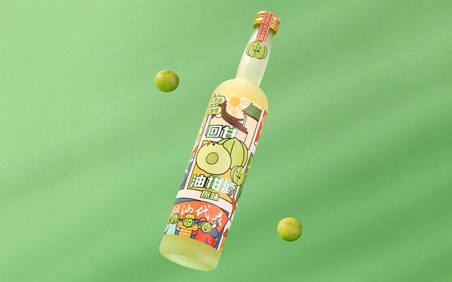 【发现美酒】小花样潮汕油柑酒,低度微醺甜酒