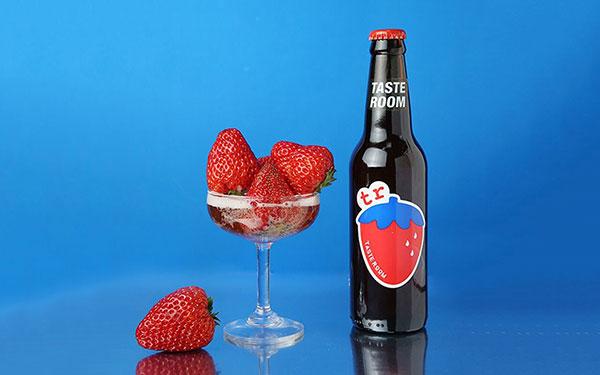 【发现美酒】三岛莓子草莓啤,来自千岛湖的精酿啤酒