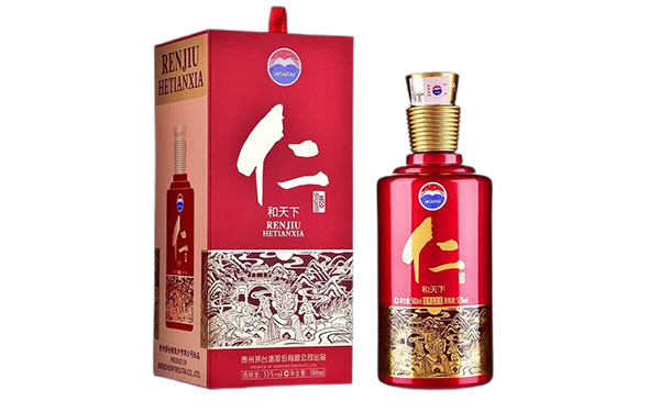 【发现美酒】贵州茅台酒股份出品:仁酒·和天下,高品质酱香美酒!