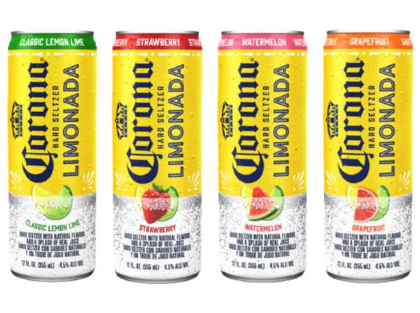 科罗娜含酒精苏打水上新了!