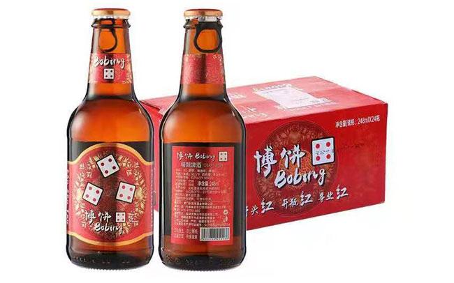 【发现美酒】博饼啤酒,国产精酿啤酒