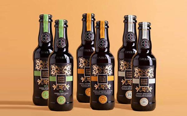 【发现美酒】意大利翁布里亚大师精酿啤酒,原瓶进口啤酒!