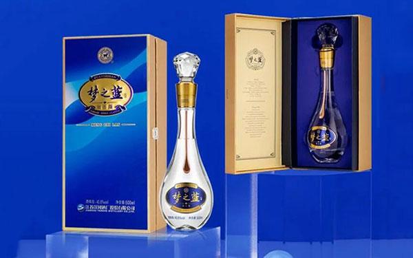【发现美酒】梦之蓝钻石版,为逐梦人量身打造